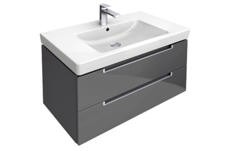Vanity washbasin Subway 2.0 717580