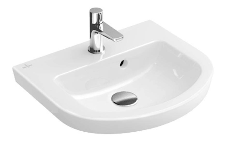Handwashbasin oval Subway 2.0