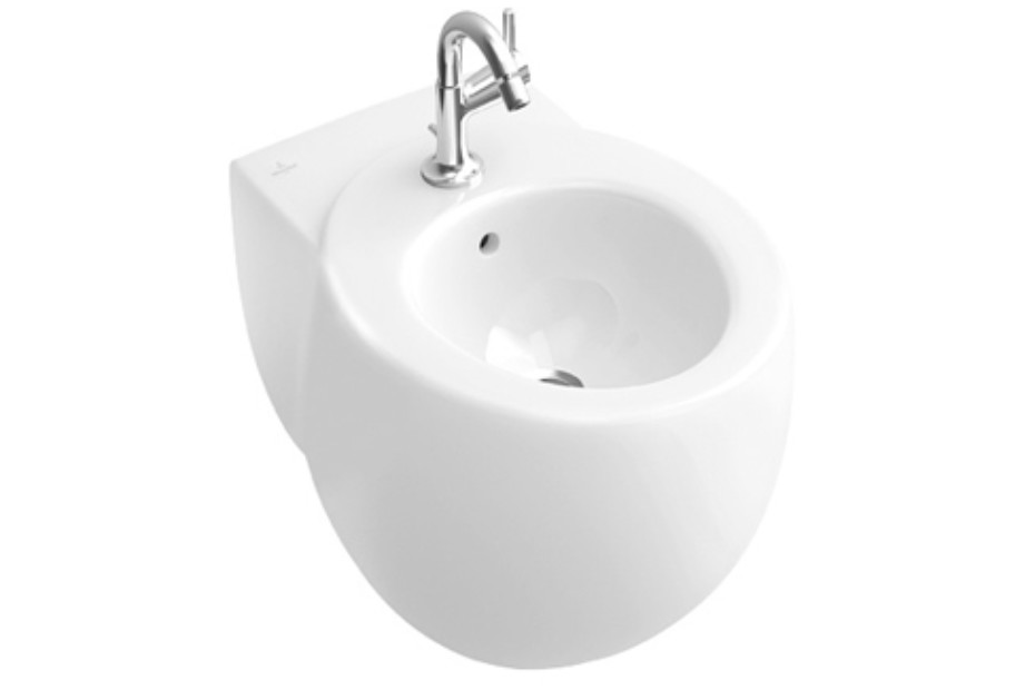 Bidet wall-mounted Aveo New Generation