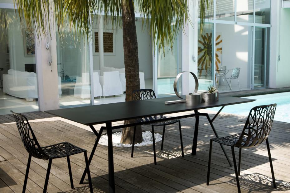 Radice Quadra rectangular table