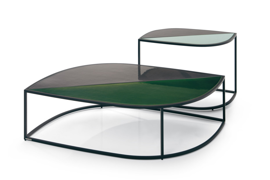LEAF side and coffee tables