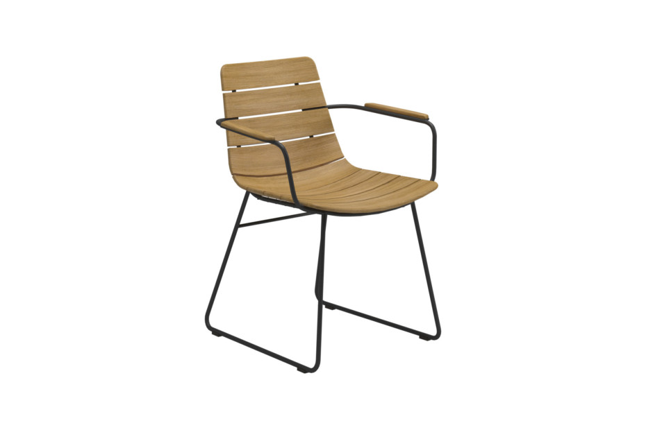William Dining Chair with Arms
