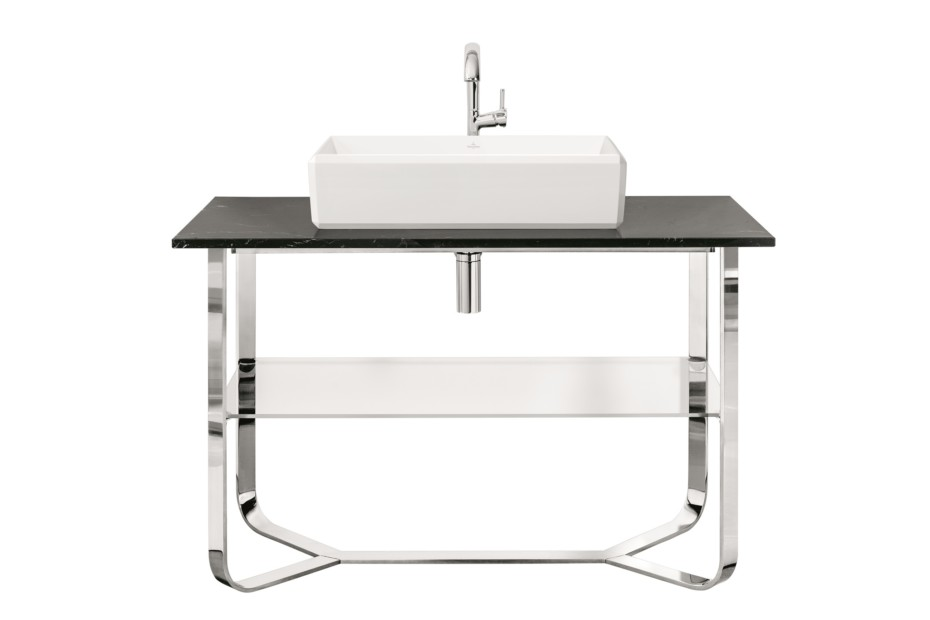 Surface-mounted washbasin Antheus