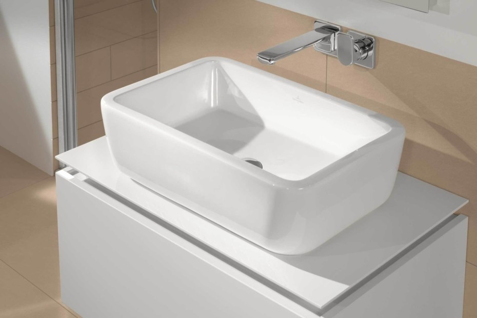 Surface-mounted washbasin Architectura