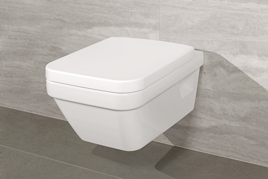 Washdown WC, rimless Architectura 5685 R0