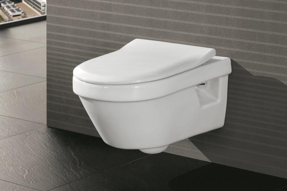 Washdown WC, rimless Architectura 5684 R0