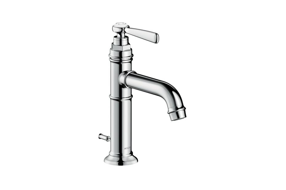 Axor Montreux Einhebel-Waschtischmischer 100 mit Zugstangen-Ablaufgarnitur