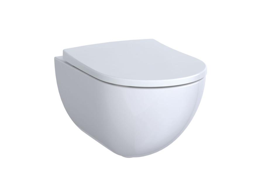 Acanto Tiefspül-WC wandhängend