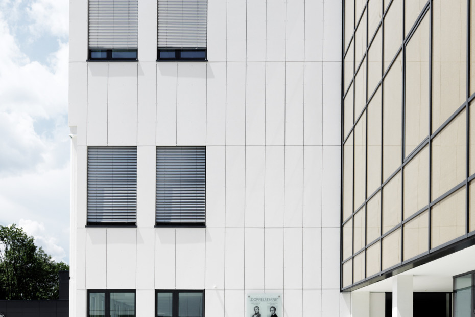 concrete skin, Salzburg gymnasium