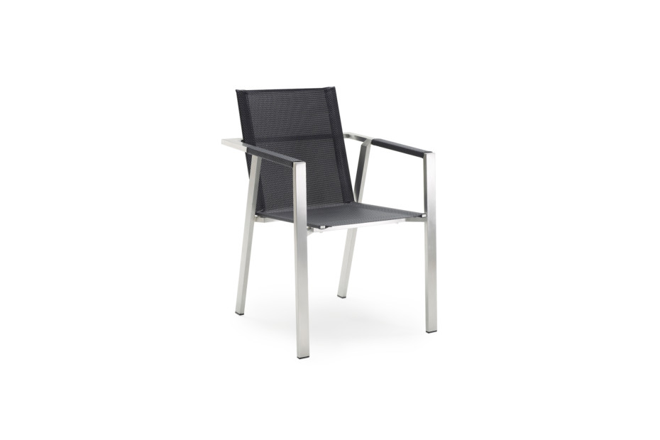 Allure stacking chair