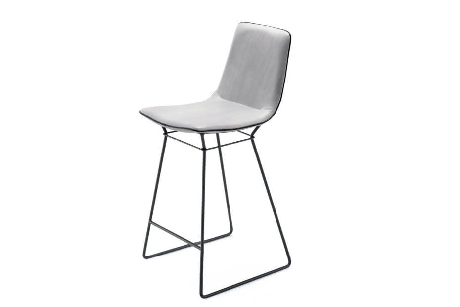 Amelie Kitchen Stool High