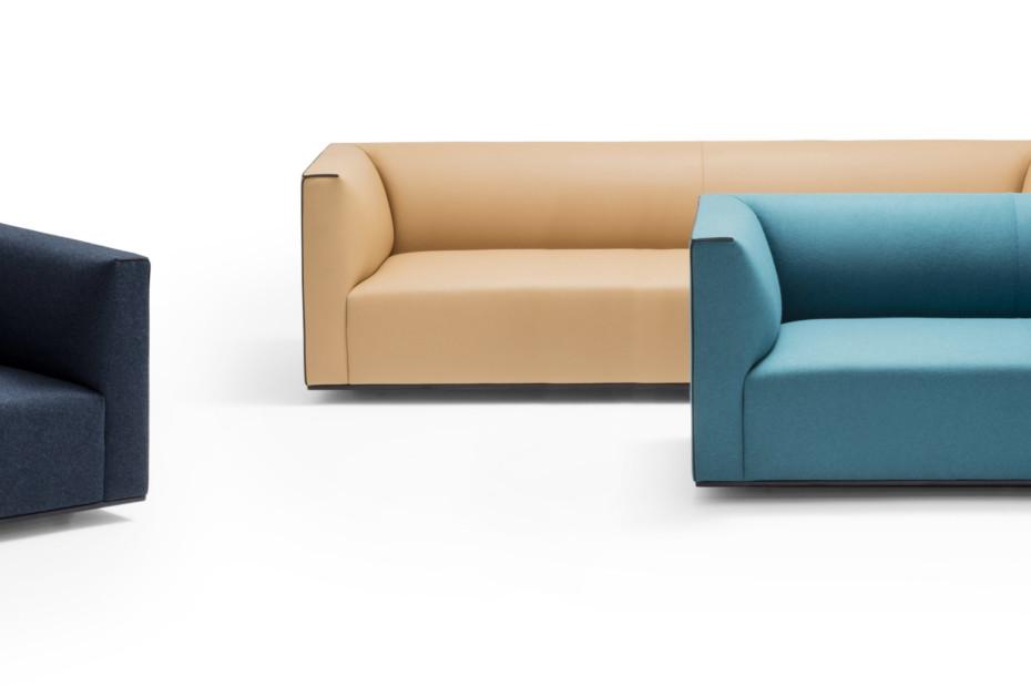 Raglan Plus armchair