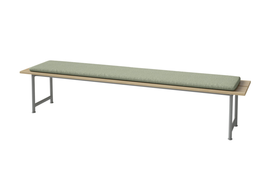 Atmosphere dining bench by Gloster Furniture  STYLEPARK