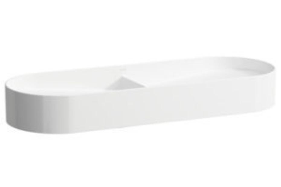 SaphirKeramik Sonar Double washbasin bowl