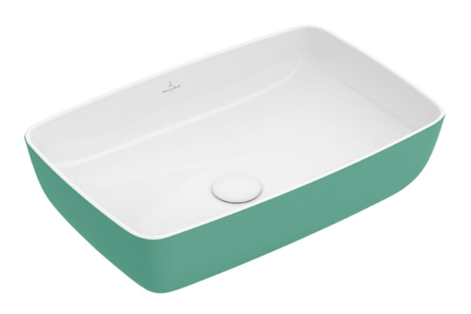 Surface-mounted washbasin Artis
