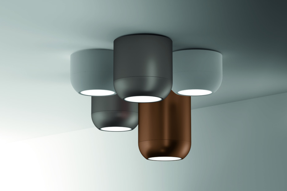 Urban ceiling lamp