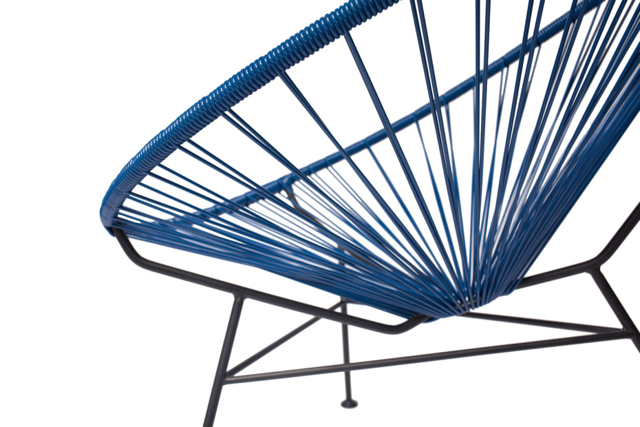 Acapulco Chair Classic Azul Rey