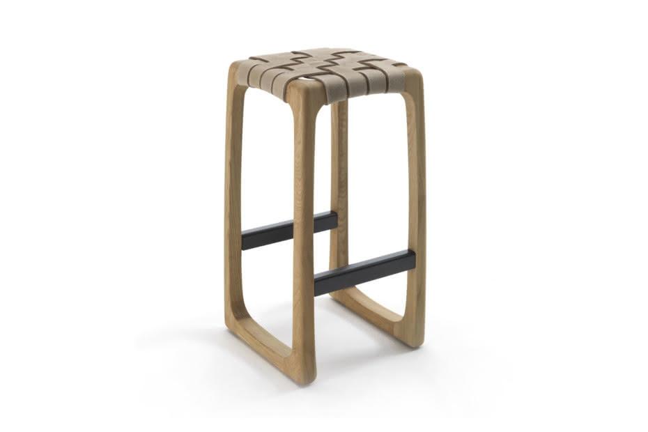 Bungalow bar stool