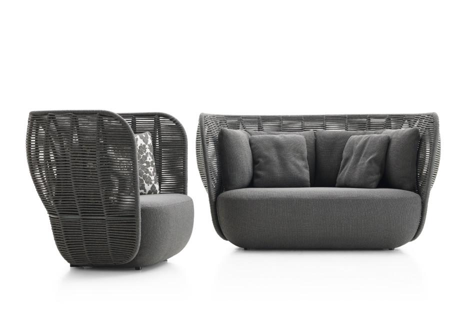 BAY armchair