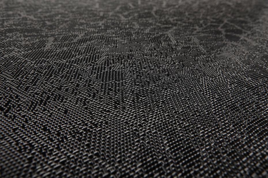 Graphic Texture Black