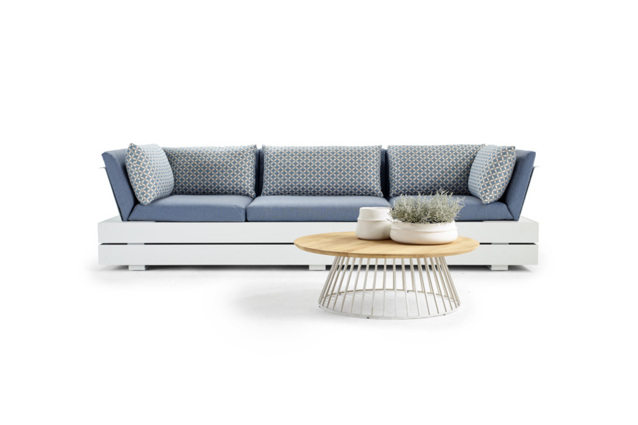 Boxx three-seater sofa