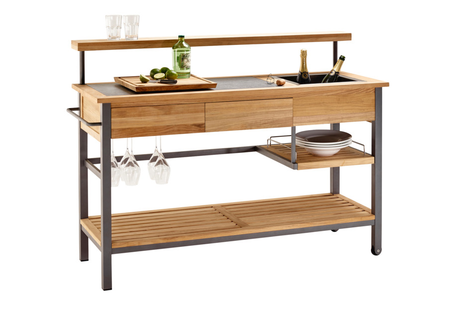 Butler kitchen cart