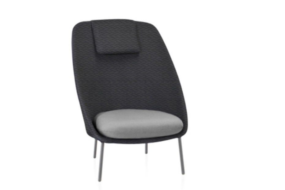 Twins high armchair C171T