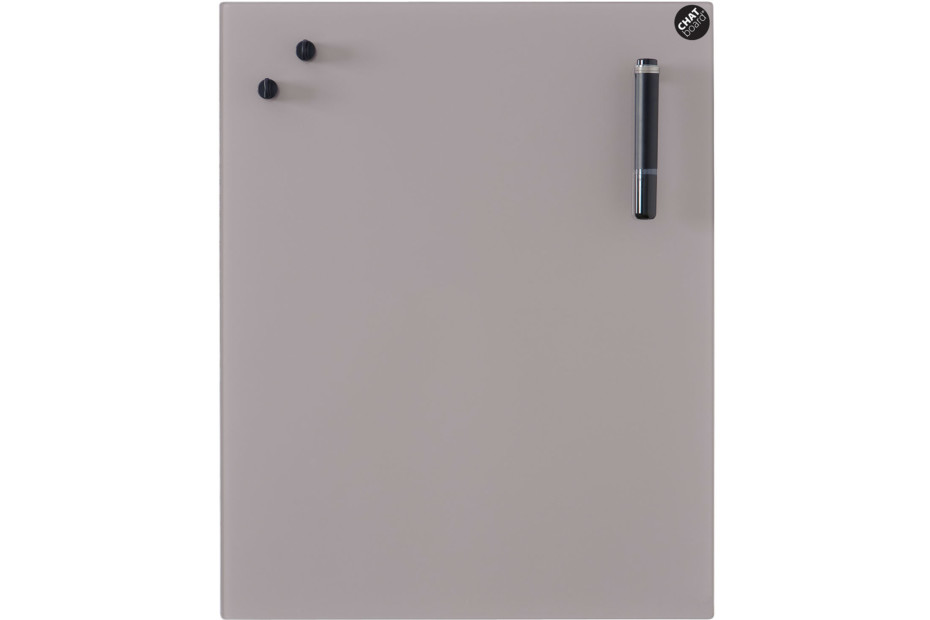 CHAT BOARD® Classic - Metal Taupe