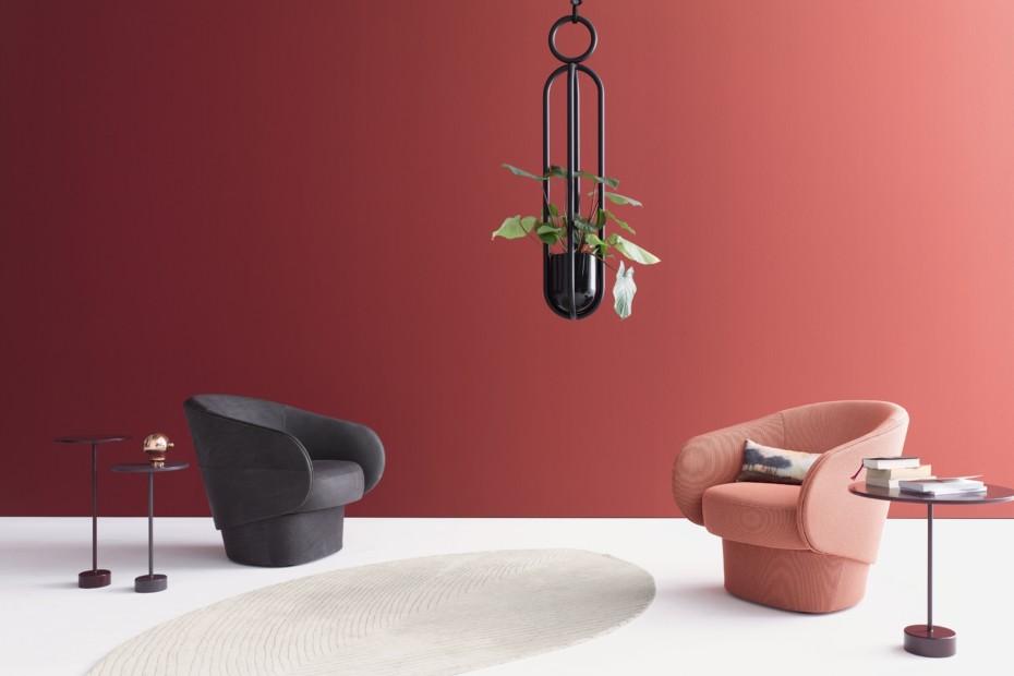 Roc armchair