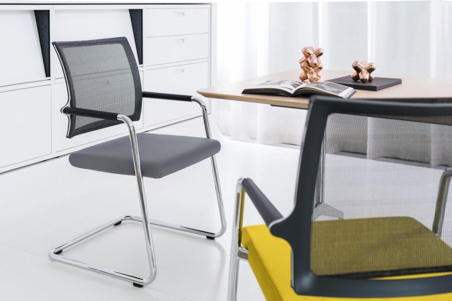 Camiro cantilever chair