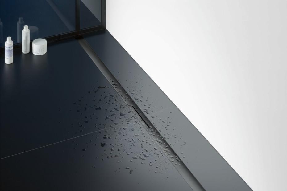 Metallfarbige Oberflächen