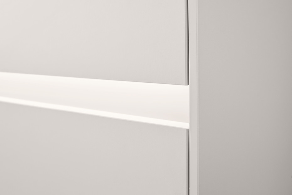 Vanity unit wall-mounted Collaro