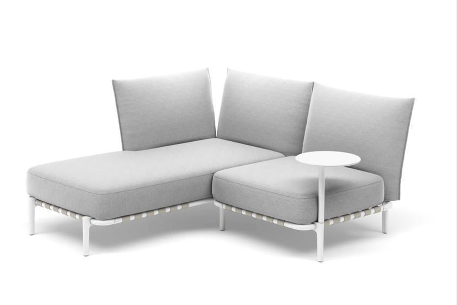 BREA 2er Sofa Daybed