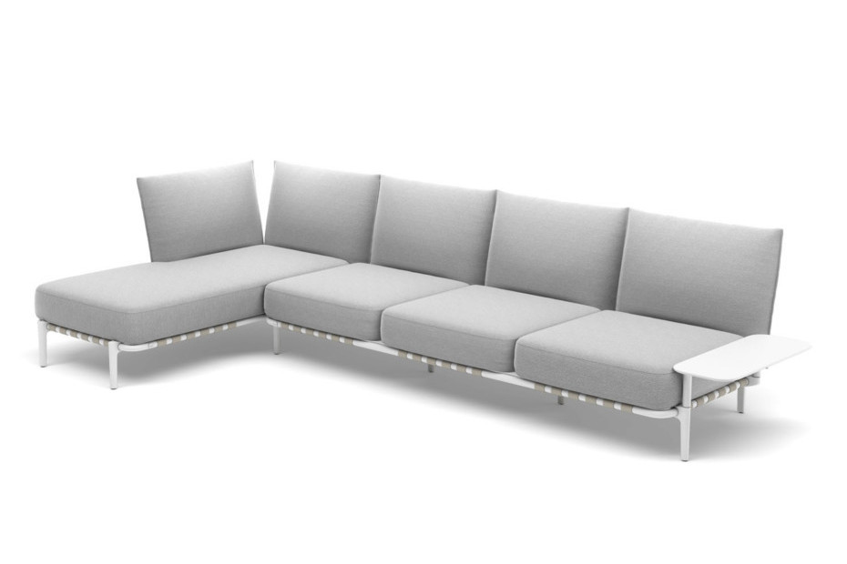 BREA 4-seater daybed