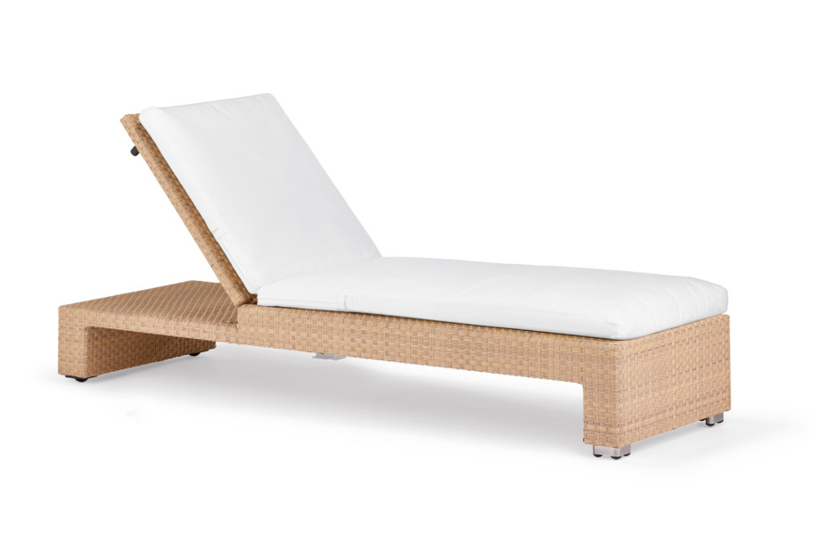 LOUNGE beach chair by DEDON