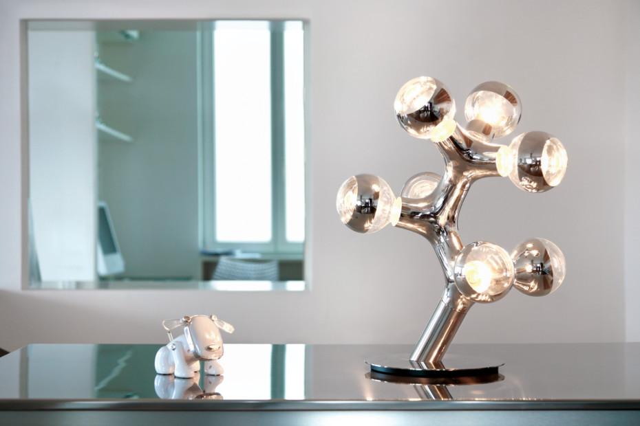 dna tisch von next home collection stylepark. Black Bedroom Furniture Sets. Home Design Ideas