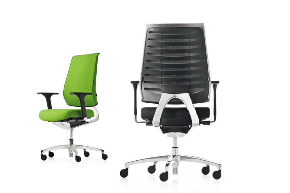 X-Code swivel chair