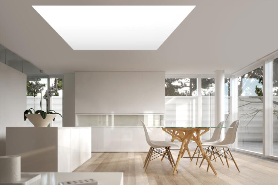 Ceiling Lightbox Horizontal By Pixlip Stylepark