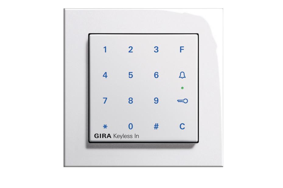 E2 Keyless In keypad