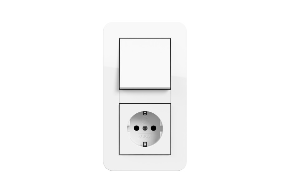 E3 push switch / socket