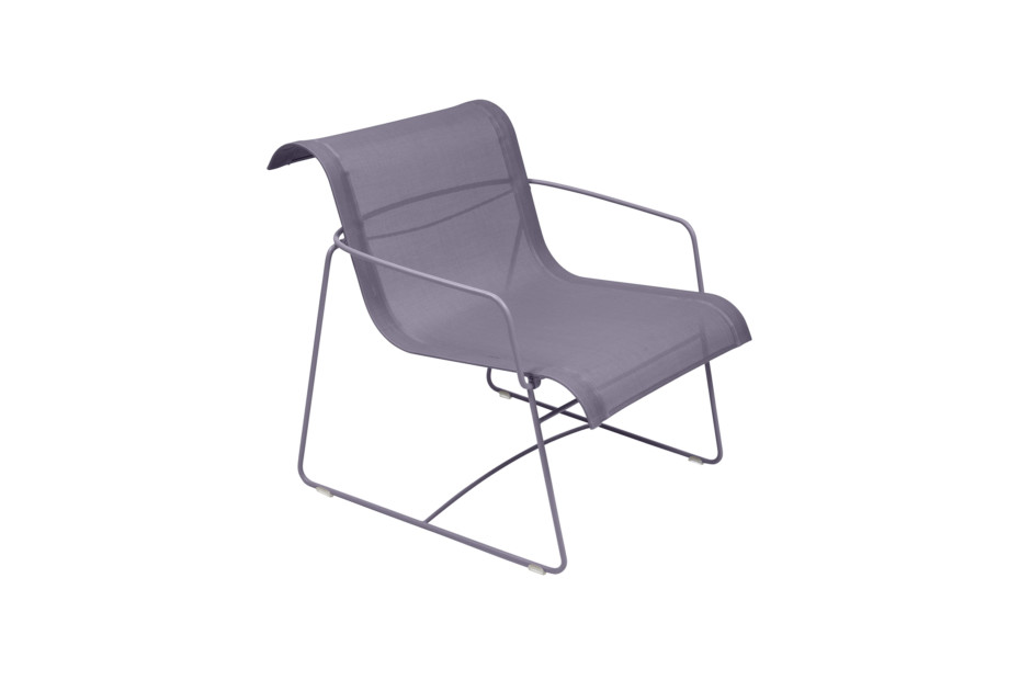 Ellipse armchair