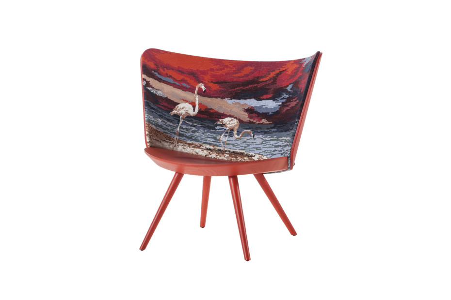 EMBROIDERY CHAIR