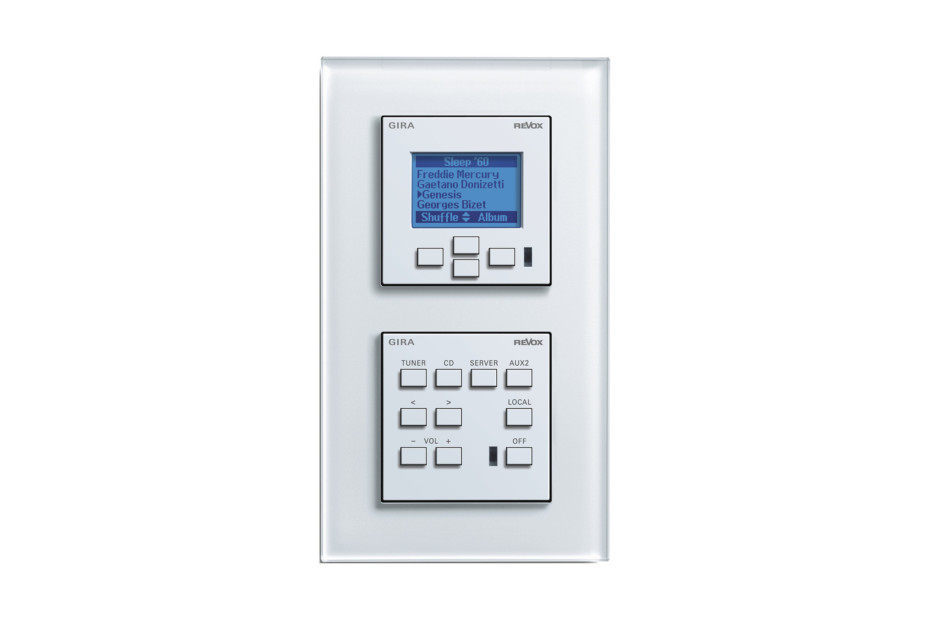 Esprit Revox control unit