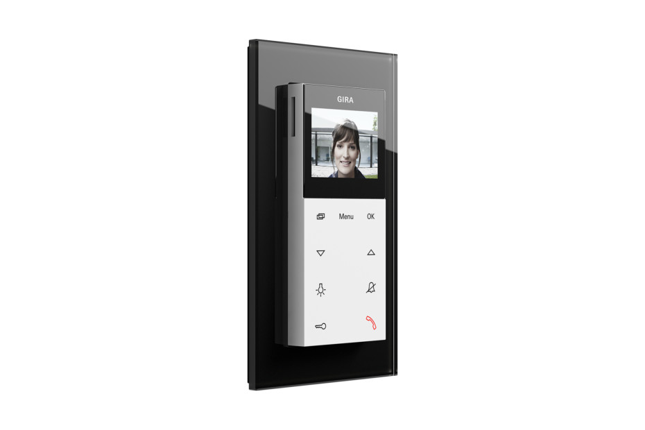 Esprit home station with TFT colour display
