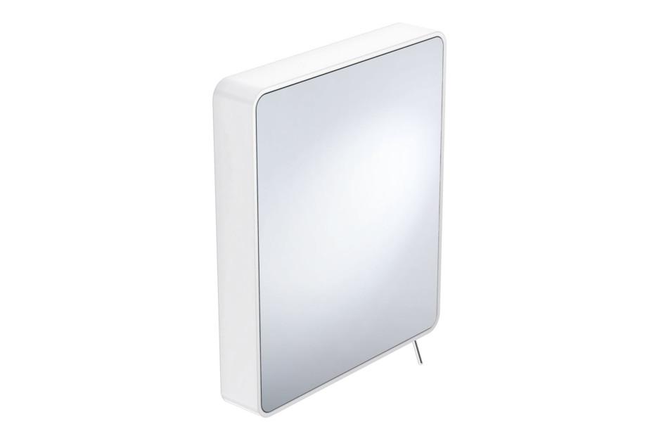 Kippspiegel weiß