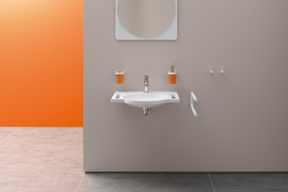 Washbasin 600 mm wide