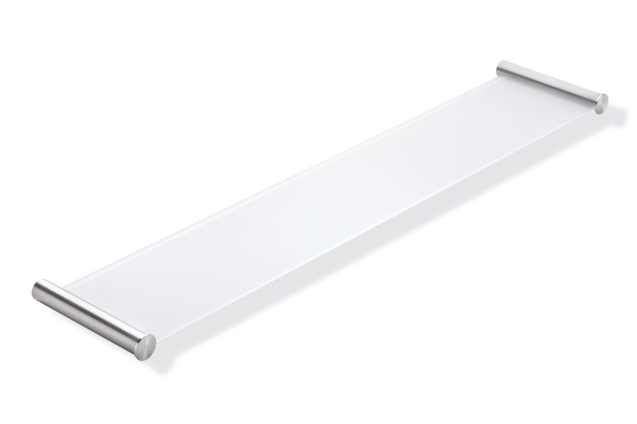Shelf finish - chrome