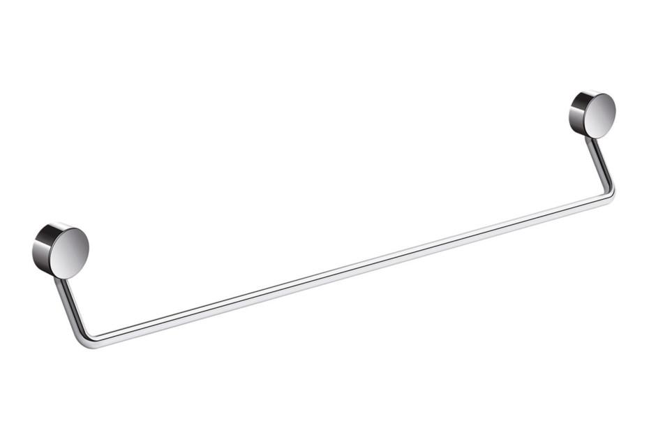 Badetuchhalter Achsmaß 600 mm, verchromt