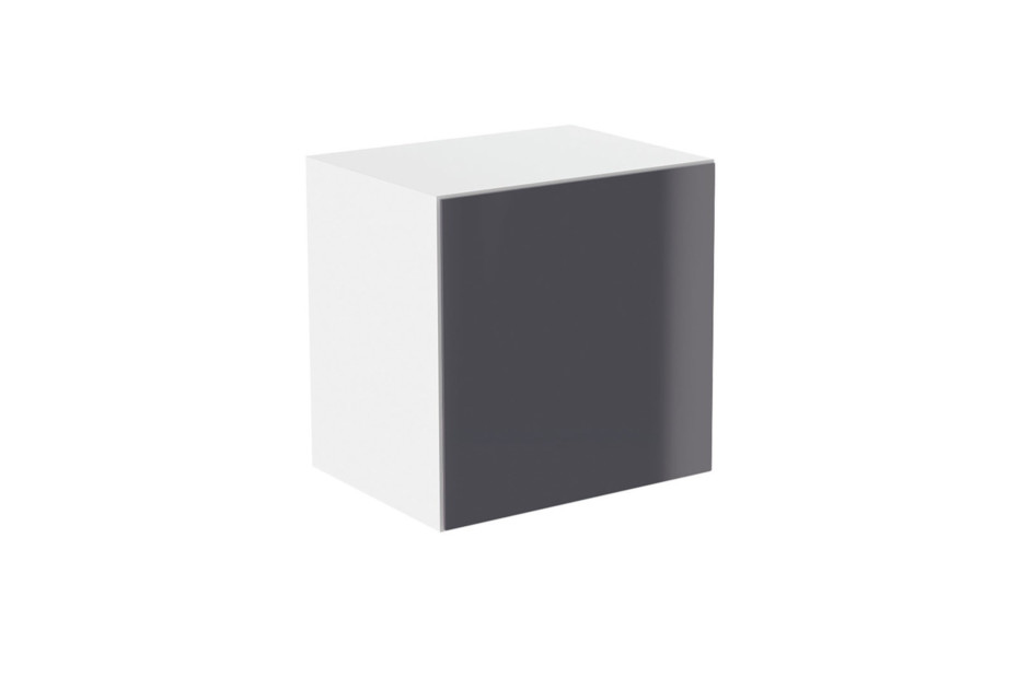 Basic module glass front anthracite