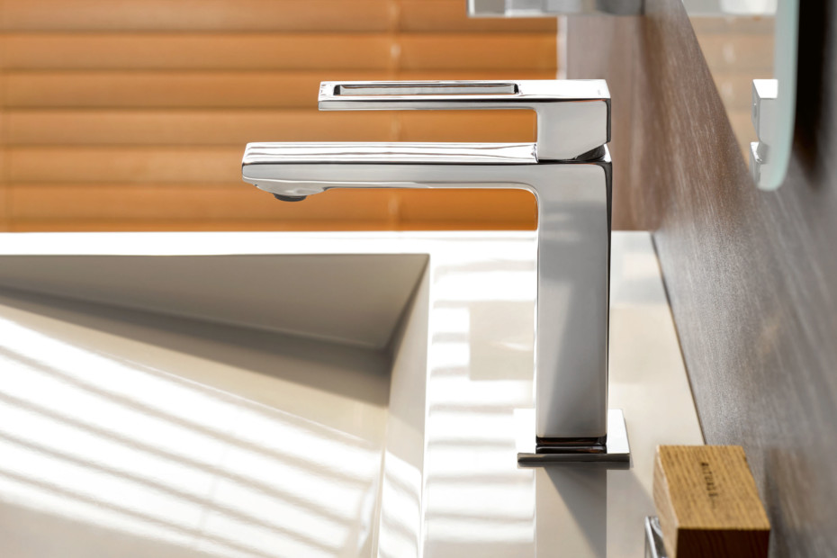 Single lever washbasin mixer tap AQ 100